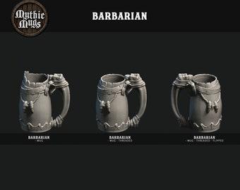 The Barbarian Mug