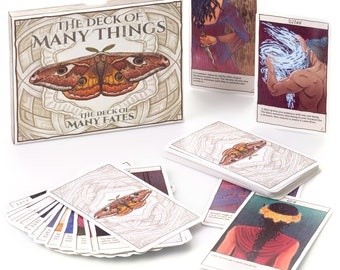 The Deck of Many Things and Many Fates