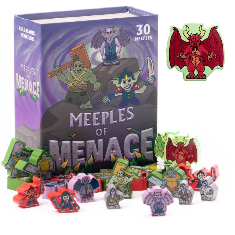 Meeples of Menace image 0