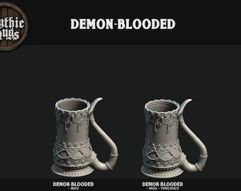 The Demon Blood Mug