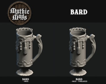 The Bard Mug