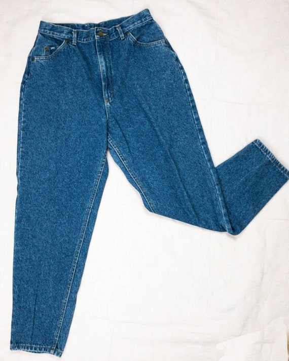80s/90s Lee Jeans Size 8   Vintage mom jeans - image 2