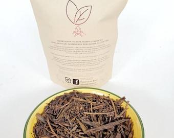 Japanese Loose Leaf Tea, Organic, Luxury, Gourmet, Roasted Green Tea - Houjicha