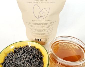 Purple Tea - Organic Luxury Kenyan Loose Leaf Tea