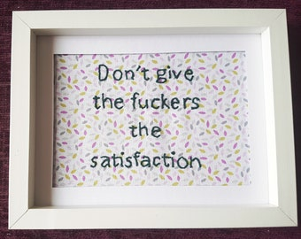 Funny positive quotes, positivity vibes, be strong gift, support gift for women, funny gifts for friends, encouragement gift for women