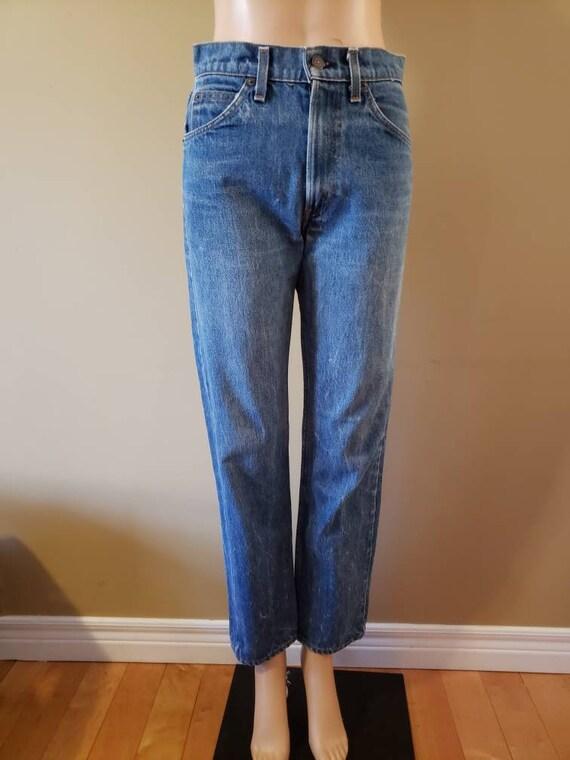 Levi's vintage 90's 505 jeans