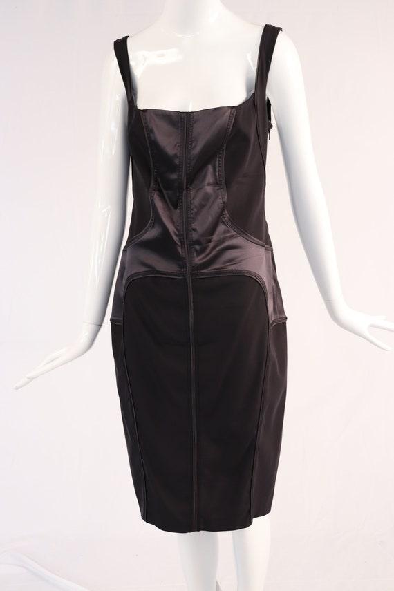 Black Slim Gucci Dress