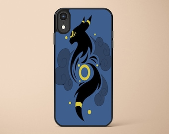 the latest 83028 6db4b Umbreon iphone case | Etsy