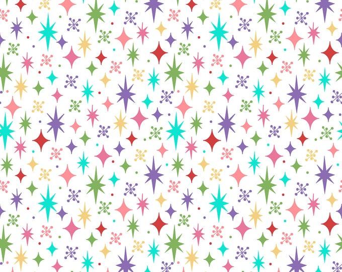 Garden Gnomes, White Stars