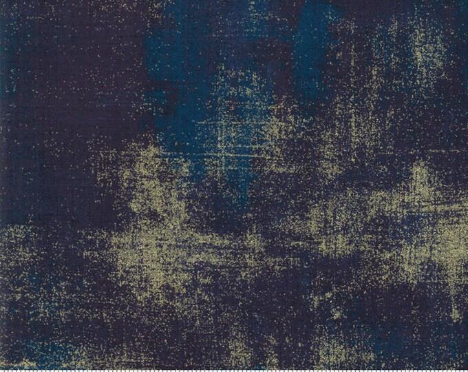 MODA, METALLIC GRUNGE Peacoat Blue 30150-353M