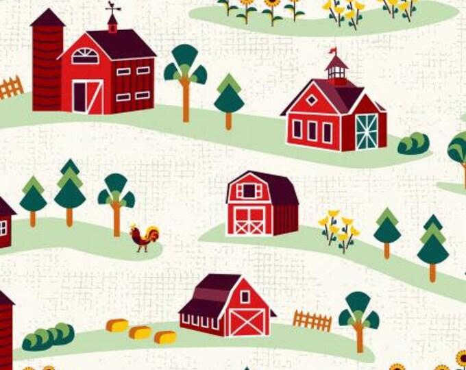 RJR,  Lil Bit Country, Barnyard Storybook