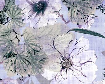 SIMON /& KABUKI Eandle Design border fish upholstery weight quilting treasures MM 12A,B,D,E diagonal stripe large floral hearts