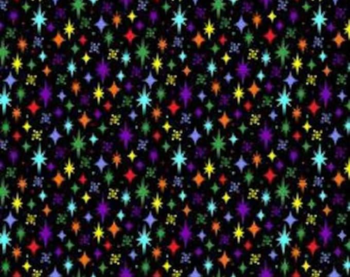 Garden Gnomes, Black  Stars