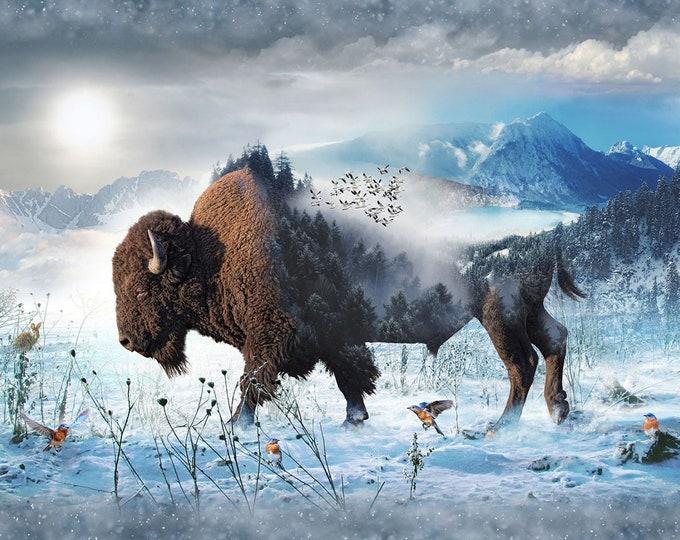 Buffalo Digital Panel, Call of the Wild