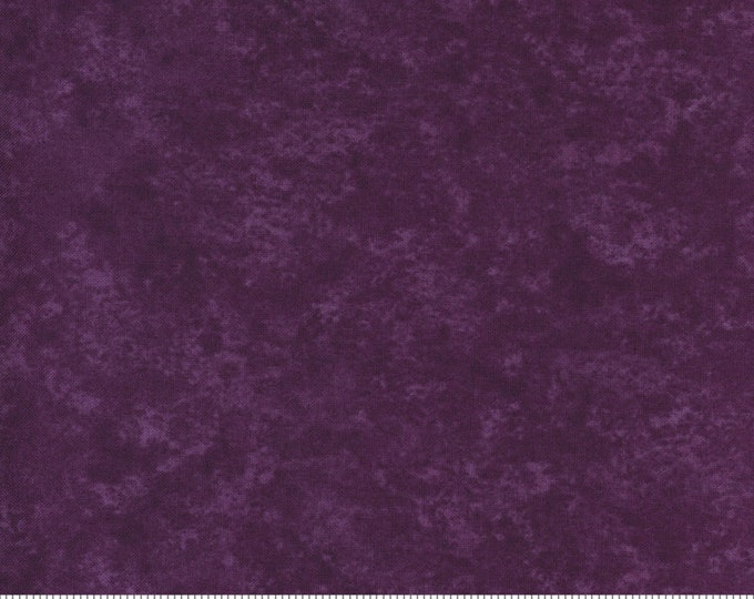 MODA, VIOLET HILL Eggplant Solid by Holly Taylor