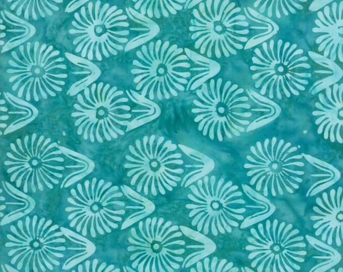 Moda, Calypso Turquoise Flower