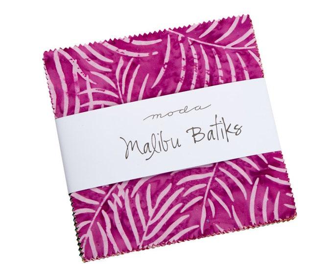 "Moda, MALIBU BATIKS 5"" squares"