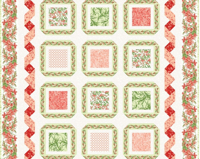 SOMMERSVILLE QUILT KIT by Maywood Studios