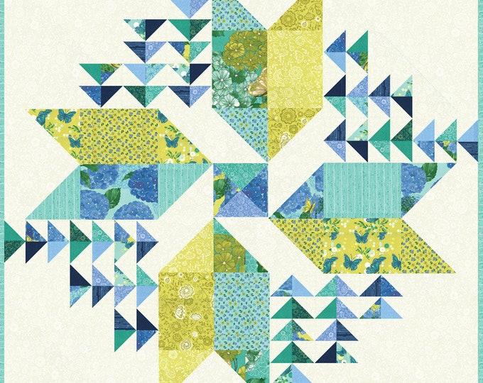 Cottage Bleu Kit by Robin Pickens