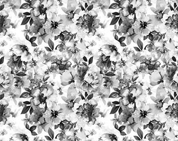 NOR, Windsong White/Black Floral