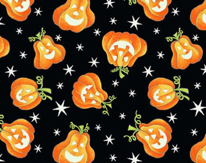 HG, Glow In The Dark, Pumpkins on Black
