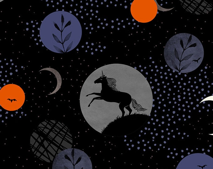Ruby Star Society, Black moon and unicorn