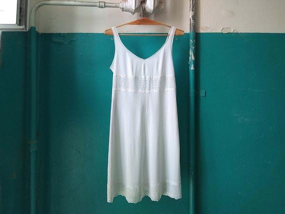 Vintage slip dress, Sexy lace nightgown, Honeymoo… - image 5