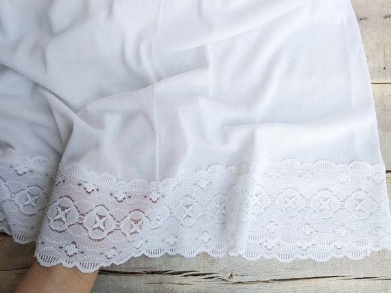 Vintage slip dress, Sexy lace nightgown, Honeymoo… - image 4