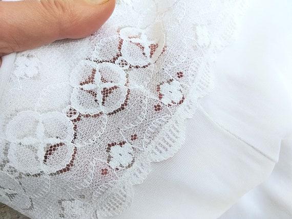 Vintage slip dress, Sexy lace nightgown, Honeymoo… - image 6