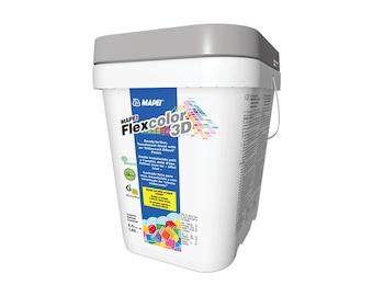 FlexColor 3D Pre-Mixed Grout 1/2 Gallon Bucket