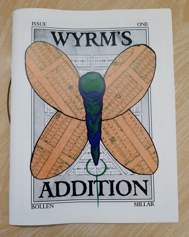 Wyrm's Addition Issue 1 image 0