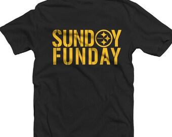 best website 0dbb3 33b0e Steelers shirt | Etsy