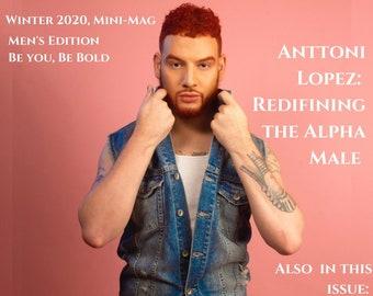 Bold Magazine, Winter 2020: Men's Edition - Physical Copy