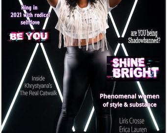 "fabUplus Magazine, Winter 2020: ""Radical Self Love"" - Physical Copy"
