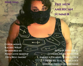 """Bold Magazine, Summer 2020: """"The New American Summer"""" - Physical Copy"""