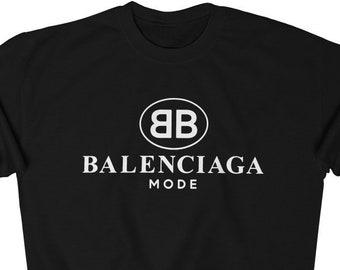 ebc90b42 Balenciaga Shirt Hooded Sweatshirt Inspired by Balenciaga Hoodie - Balenciaga  t shirt - Gucci tees - Fashion shirt - Gucci