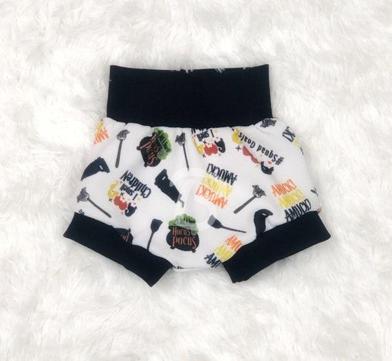 HocusPOCUS Bummies or Harem Pants