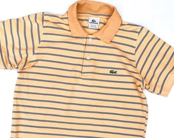 Lacoste Ladies Vintage Shirt Medium Size 40 Women/'s Top Vest 1990s Tennis Mommy Pink Peach Colour Light Summer Look Fresh Bright Sleeveless