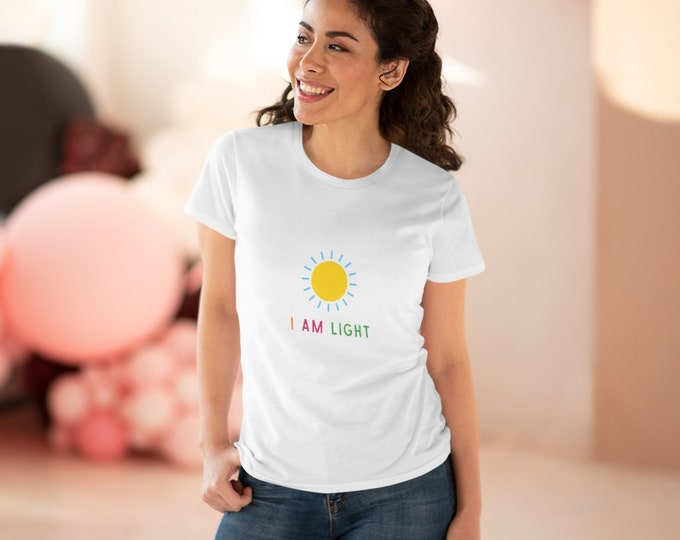 Women's Premium Cotton Tee | Lovely Tshirt | Free Shipping !