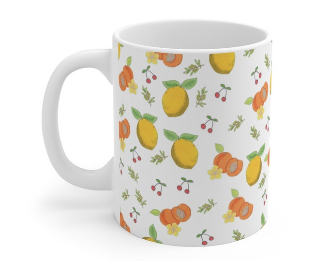 FRESH LEMONS Mug