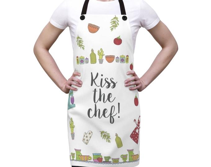 KISS THE CHEF! /// Apron
