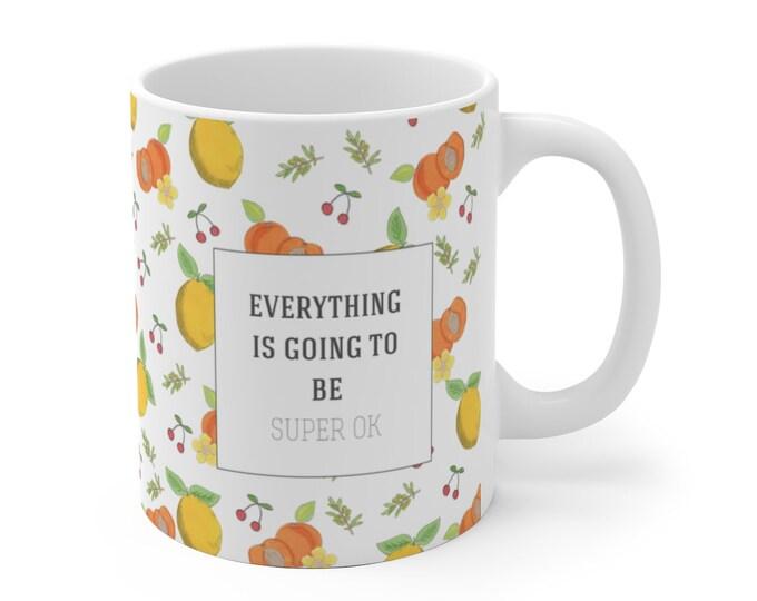 SUPER OK Mug