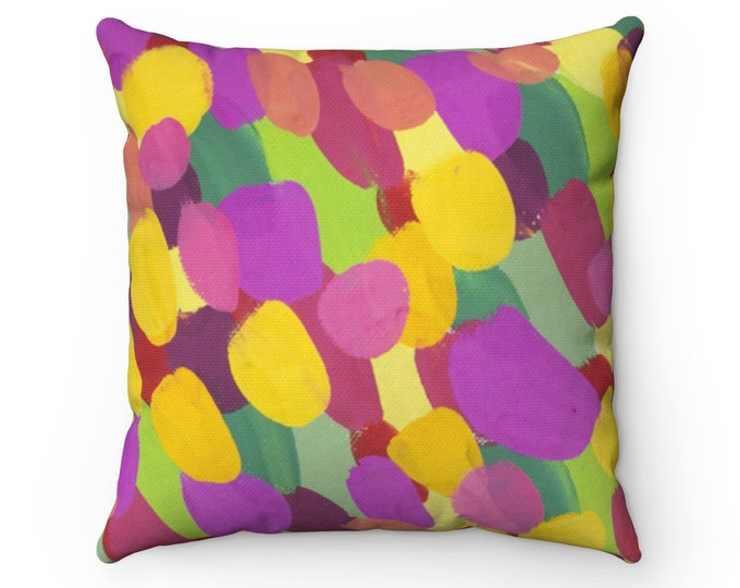 Square Pillow /// SUNNY