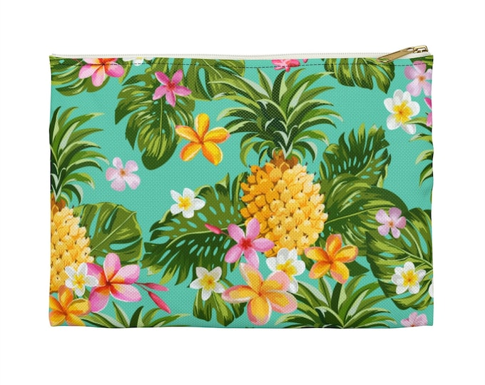 PINEAPPLE Makeup Cosmetic Accessory Pouch