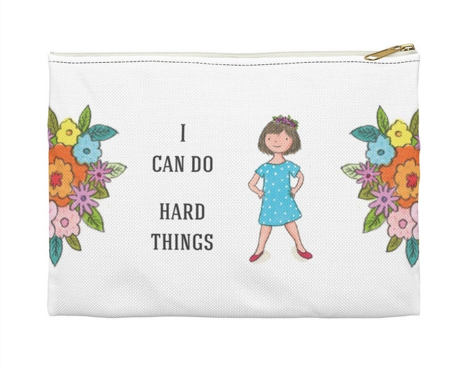 I CAN Makeup Cosmetic Accessory Pouch