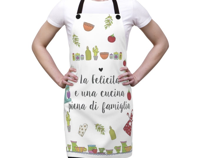 FELICITA (Italian) /// Apron