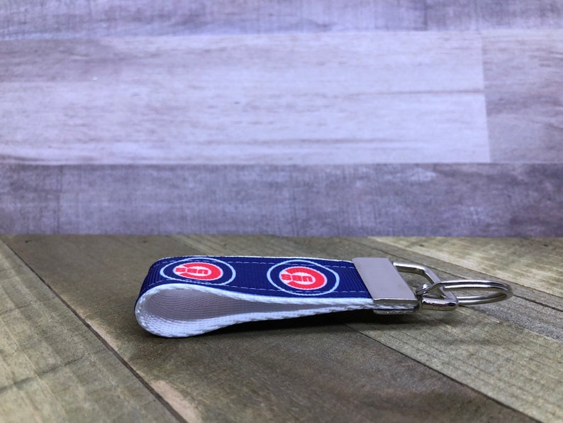 Chicago Cubs Keychain Fob