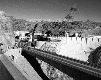 Hoover dam print | Etsy