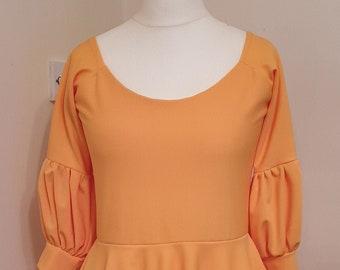 d285b0b4146 Scuba off shoulder dress