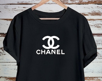 ad92a93d2 Chanel Shirt Tshirt T-shirt T Shirt, Chanel Logo, Chanel Mens Womens Kids  Tshirt, Chanel Inspired, Chanel Hoodie, Street Fashion